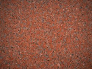 гранитная плита Ruby red