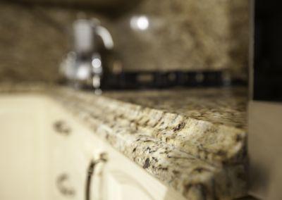 Blat de granit lustruit Giallo Santa Cecilia, 2 cm(4)