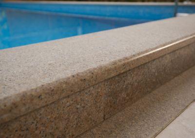Бортовой камень для бассейна Гранит G681, -3cm -termo (4)