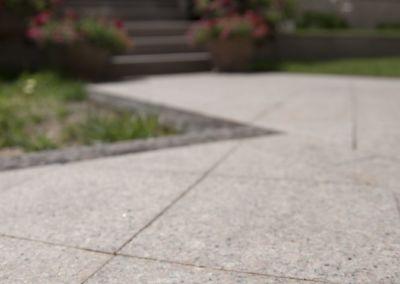 Гранитная брусчатка pavaj G681-2cm-termo