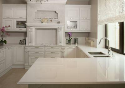 Кварцевая столешница для кухни Quartz Virginia 2 cm