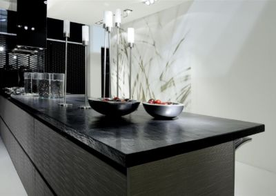 Кварцевая столешница для кухни Quartz Wave Vulcano 2 cm