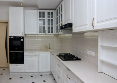 Кварцевая столешница для кухни QuartzBeige Stardust 2 cm