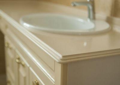 Кварцевая столешница в ванную Corda -2cm, lustruit (2)
