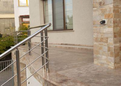 Лестница из гранита Shivakashi, -2cm -lustruit (4)