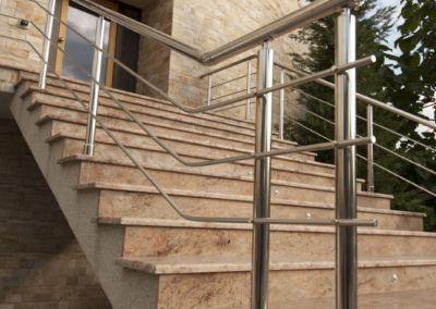 Лестница из гранита Shivakashi, -2cm -lustruit (8)