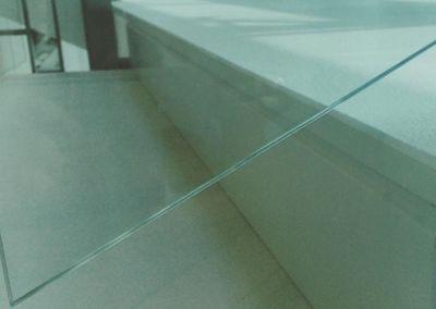 Лестницы из искусственного камня Lapitec Bianco Crema -2cm -dune (Aeroport Chisinau) (5)