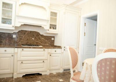 Мраморная столешница для кухни Emperador Dark - 2cm - lustruit