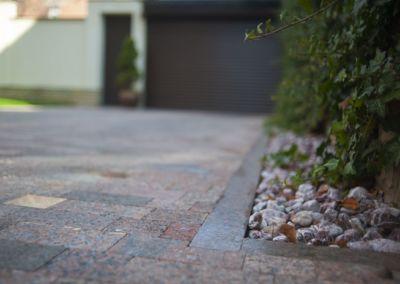 Pavaj granit G681, G562, mixt-2cm 20x10-termo