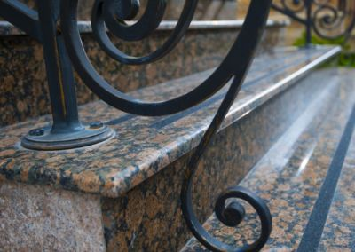 Scari din granit Baltic Brown, -2cm -lustruit (2)