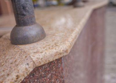 Scari din granit G681, Imperial Red, mixt-2cm -lustruit (8)