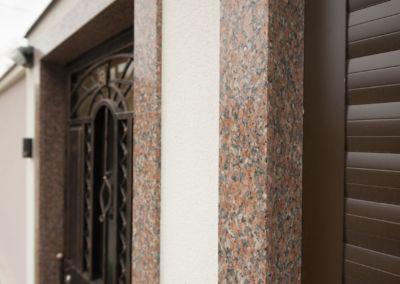 каменные колонны. Гранит G562 -2cm- lustruit (3)