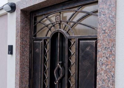 колонны из камня. Гранит G562 -2cm- lustruit (4)