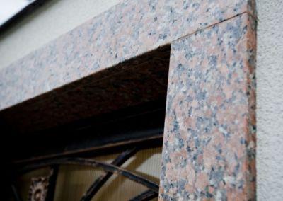 колонны из натурального камня. Гранит G562 -2cm- lustruit (5)