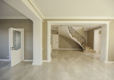 лестница мраморная Breccia Oniciata -2cm -lustruid (6)