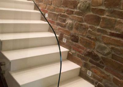 лестницы из искусственного камня. кварц Trevi, 2 cm, lustruit (2)