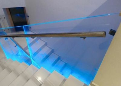 лестницы из искусственного камня. кварц Zenit, 2 cm, lustruit (2)