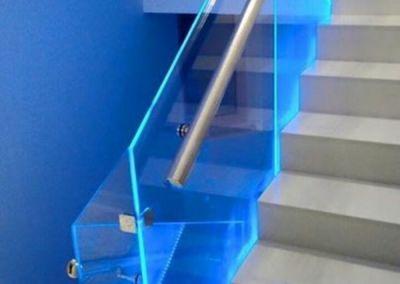 лестницы из искусственного камня. кварц Zenit, 2 cm, lustruit (4)