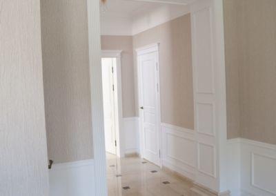 мраморные полы в квартире Crema Marfil -2cm - lustruit