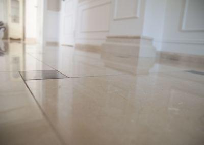 мраморные полы в квартире Crema Marfil -2cm - lustruit (5)