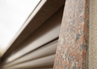 заборы из камня. Гранит G562 -2cm- lustruit (2)
