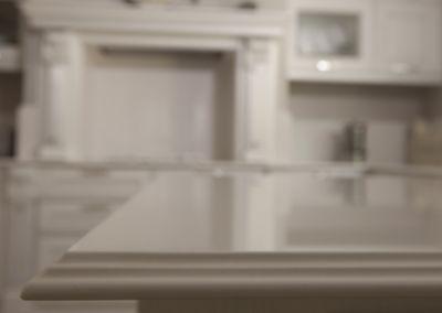 Blat de bucatarie din cuarț lustruit Virginia 2 cm