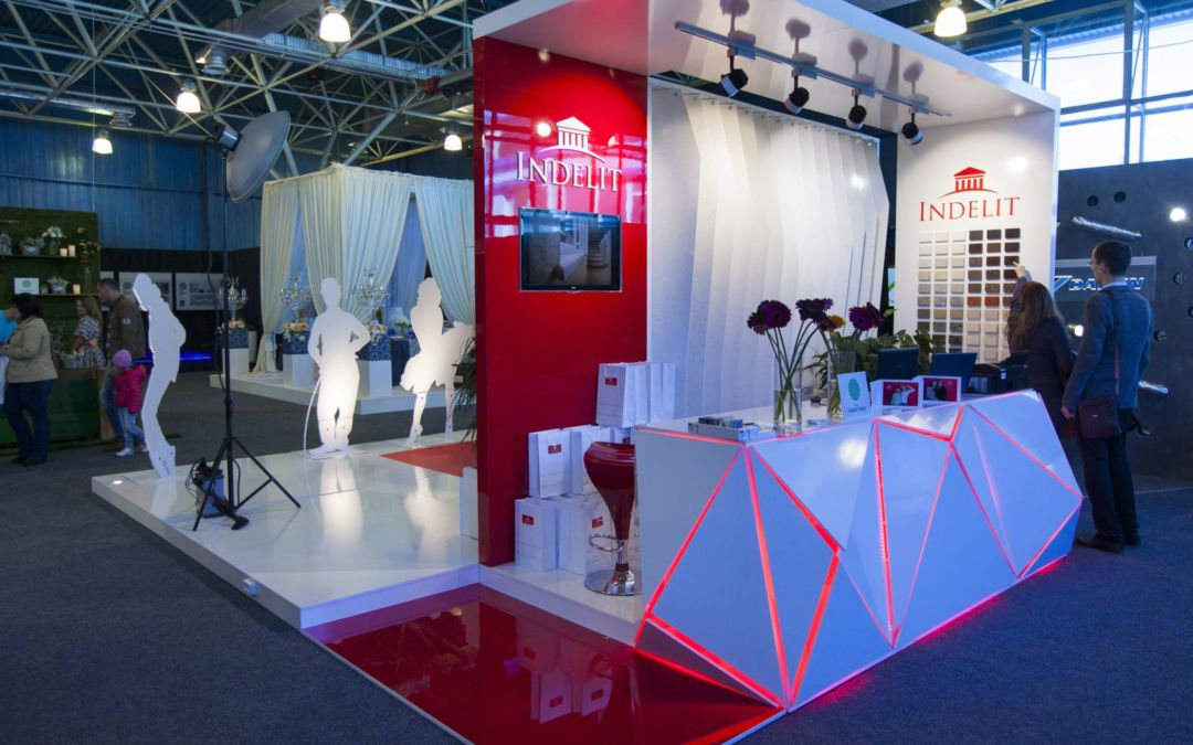 Indelit на выставке DAS 2014