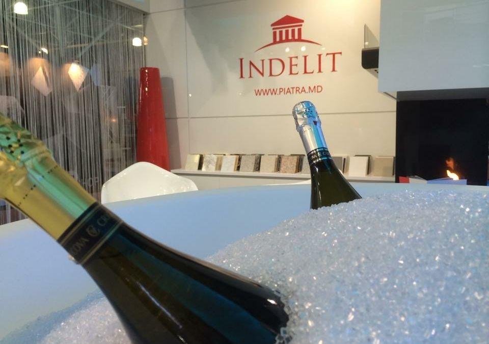 Indelit на выставке DAS 2015