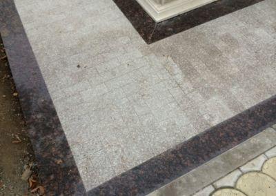 Pavaj Granit termorezistent G664 2 cm 3