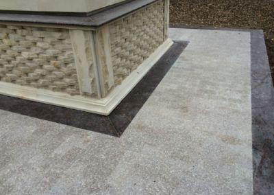 Pavaj Granit termorezistent G664 2 cm 4